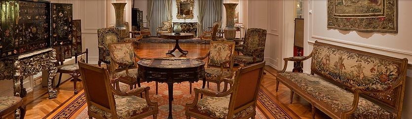 Lisbon decorative arts museum- Casa Museu Medeiros e Almeida