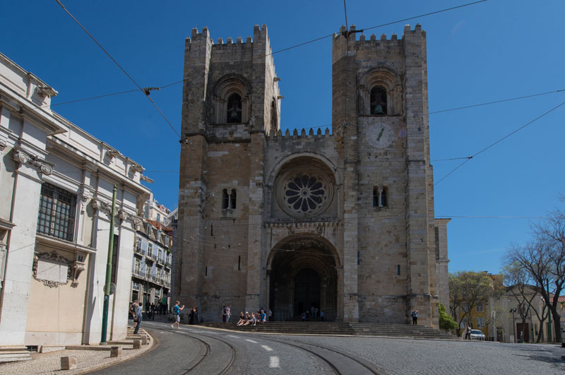 Sé – Lisbon's iconic cathedral - Neighbourly Lisbon
