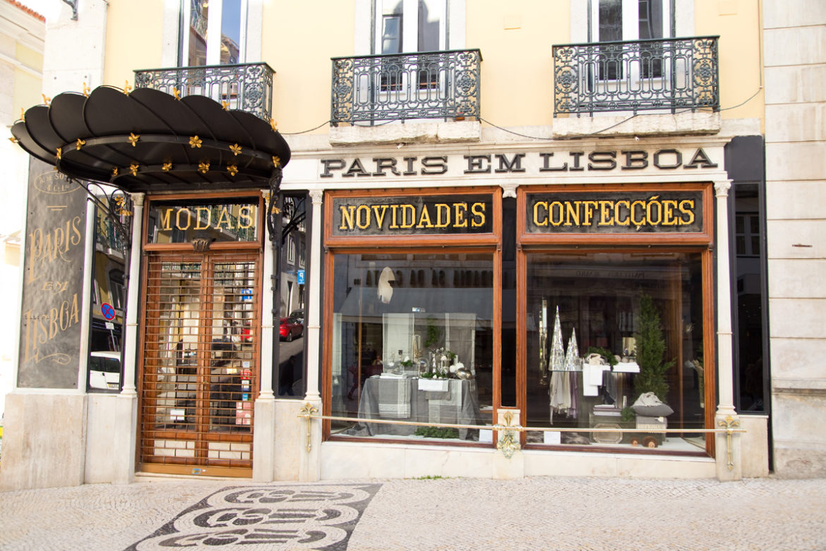 Best shops and markets in Lisbon