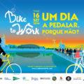 Bike to work in Lisbon