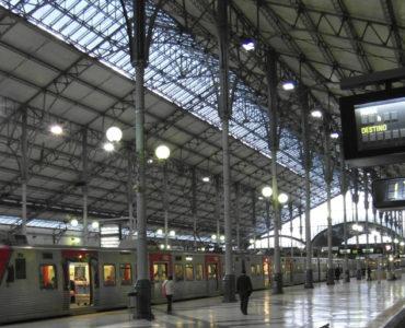 Travelling all Lisboa