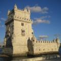 Torre de Belém, or Belém Tower, in Lisbon