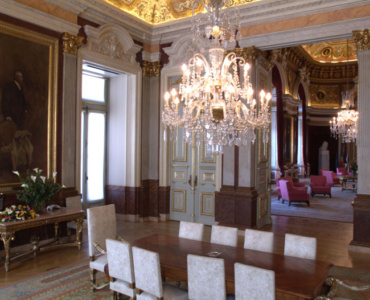 Lisbon City Hall meeting room will be the stage of an interactive theatrical performance