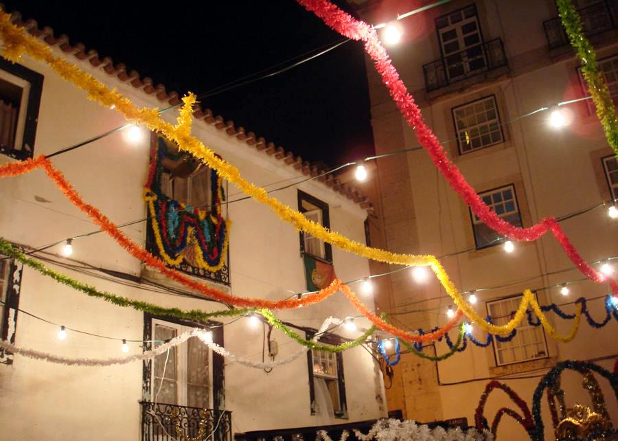 Festas de Lisboa 2017 - Lisbon festivities take place during the month of June