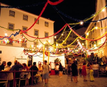 Santo António night is one of the most popular events in Lisbon