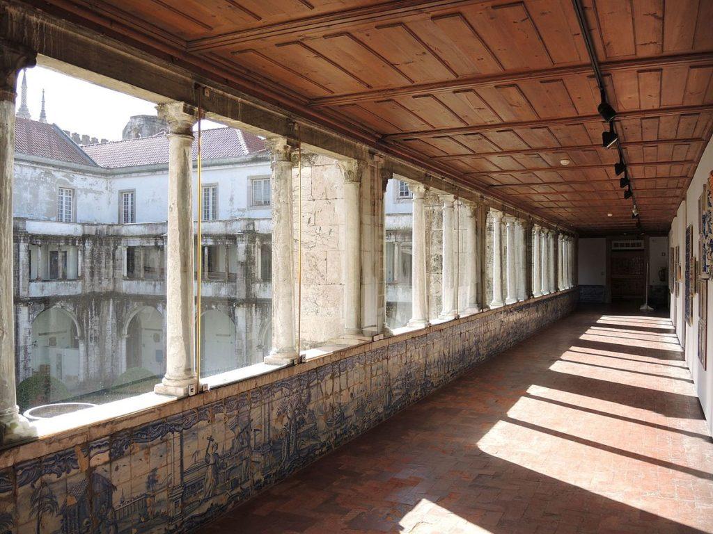 National Tile Museum Interior in Lisbon