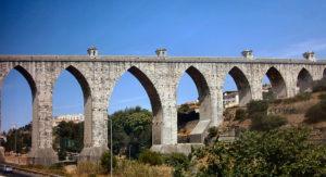 Aqueduto das Águas Livres in Lisbon